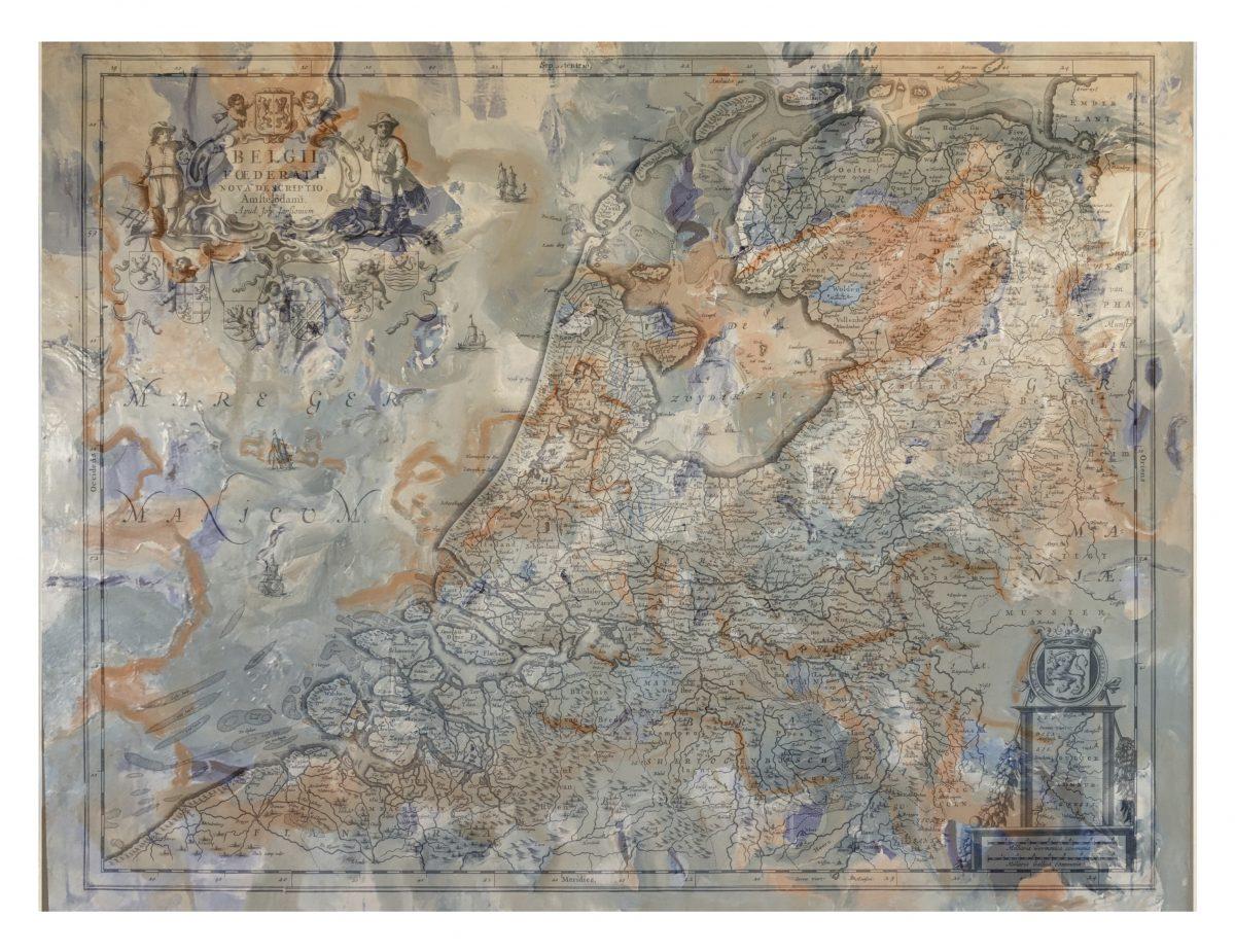 Zydersee, 80x100, Digitaldruck