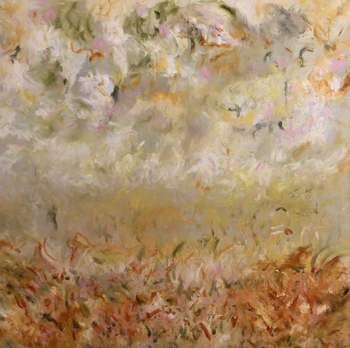 Painted Music 11 120x120 Öl